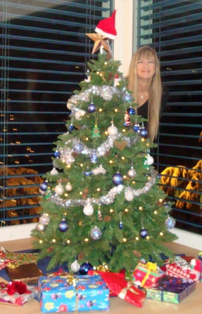 me and my tree